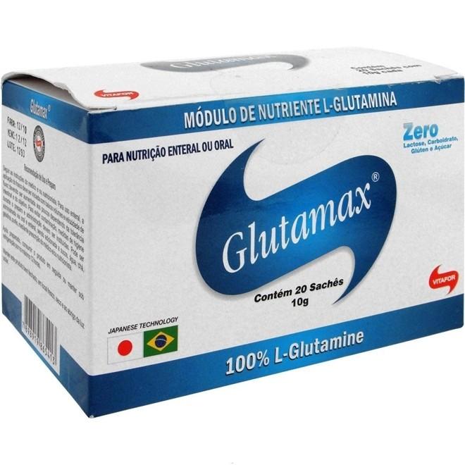 GLUTAMAX 20SACHES 10G