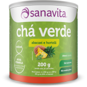 CHÁ VERDE ABACAXI/HORTELÃ