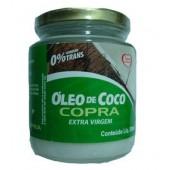 ÓLEO DE CÔCO COPRA